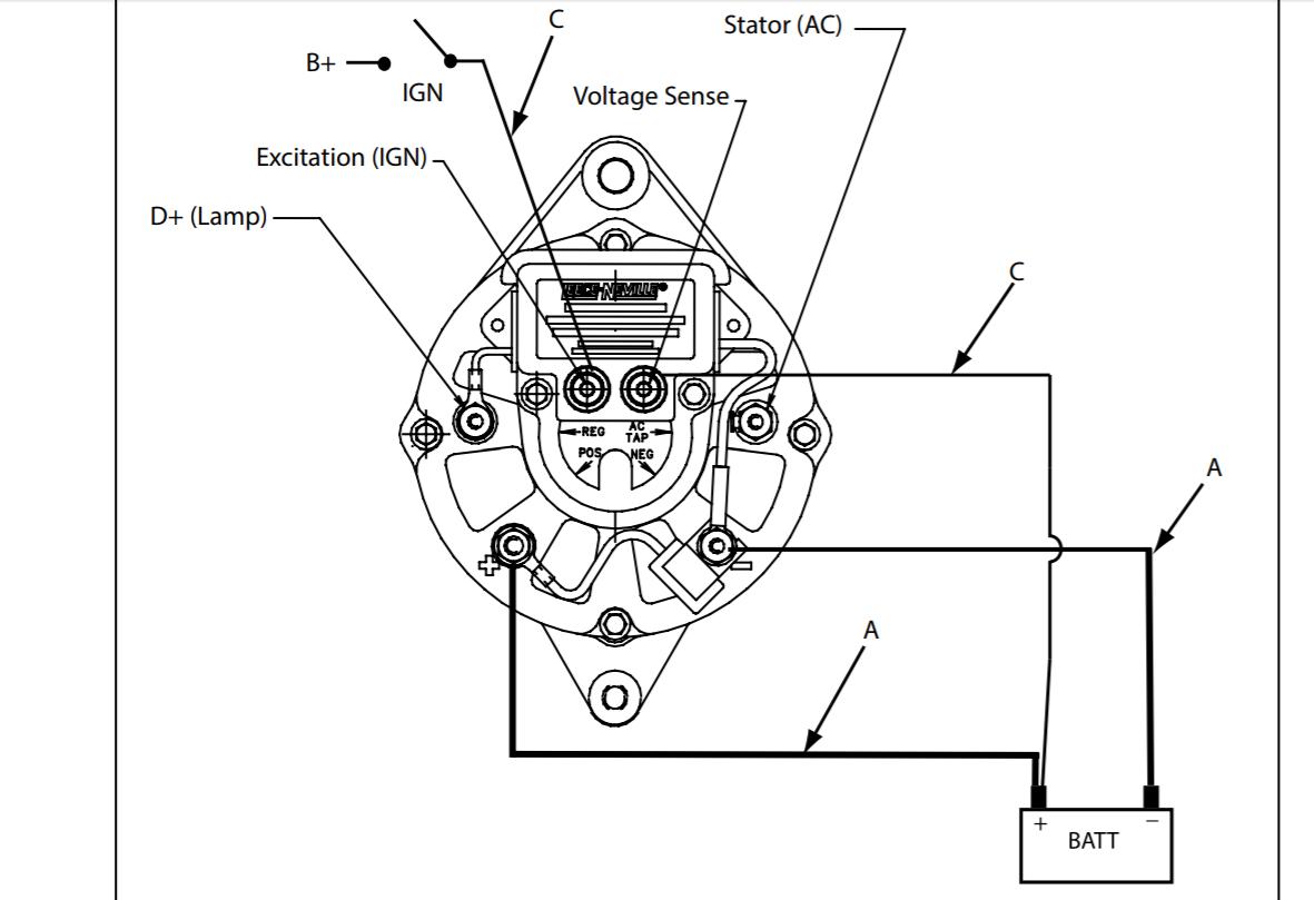 Thread Need Help Wiring Alternator